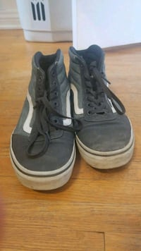 pair of gray vans Winnipeg, R3J 2P6