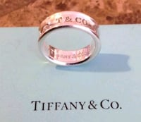 silver band ring size 7 Westminster, 92683