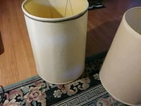 white and brown lamp shade Winters, 95694