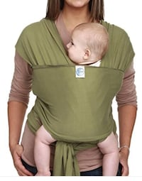 Moby wrap baby carrier  Derwood, 20855
