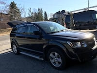 2010 BLACK DODGE SXT JOURNEY!!