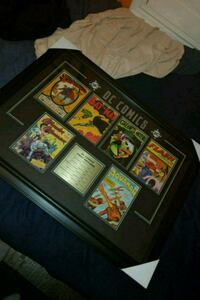 First DC comics picture in frame Whitby, L1M 0H6