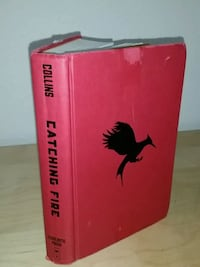 Catching Fire Hardcover Frisco, 75034