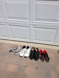 Shoes $5. a pair or best offer