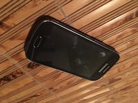 Black Samsung Galaxy android smartphone London, N6C 4E3