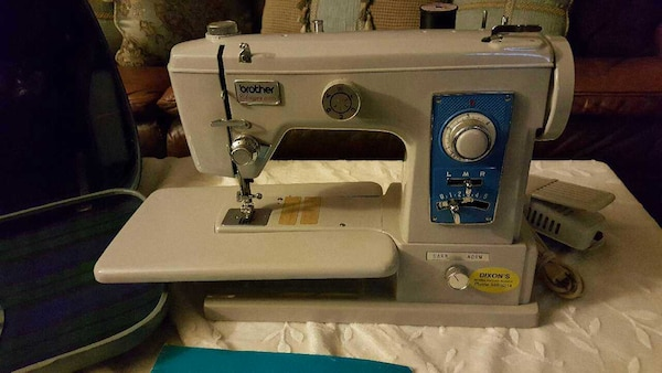 Used Brother Charger 40 Sewing Machine For Sale In Warr Acres Letgo Impressive White Sewing Machine Model 622