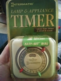 Lamp and appliance timer