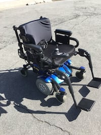 The Jazzy Select 6 Power Chair runs great,Special Needs