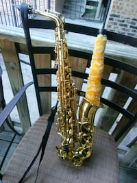Jean baptise Saxophone great condition Chicago, 60644