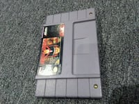 Super Nintendo Game  Brampton