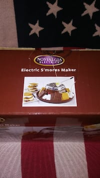 Brand new. S'more making kit. Retails $40 Toms River, 08753