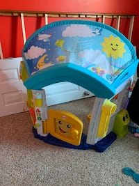 Fisher price smart house