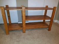Wooden TV stand for sale!! Brentwood, 37027