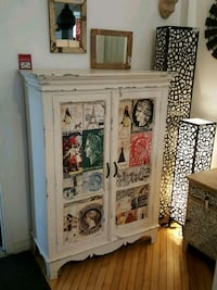 Armoire Montreal, H2R 2X6