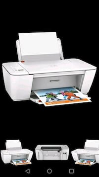 HP Deskjet all in one Majorstuen, 0350
