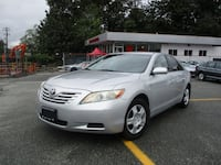 2007 Toyota Camry 2007 Toyota Camry - 4dr Sdn I4 Auto LE langley, v3a1n2