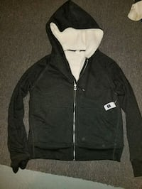 Gap Fleeced lined zip up hoodie size Small Erie, 16505