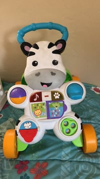 Fisher-Price Zebra learning walker Bakersfield, 93304