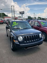 Jeep - Patriot - 2015 St. Petersburg