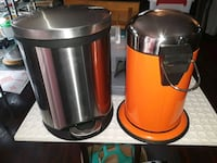 """14"""" Small Trash Cans $5 Each  Anchorage, 99508"""