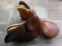 Zaldi Leather Horse Saddle Toronto