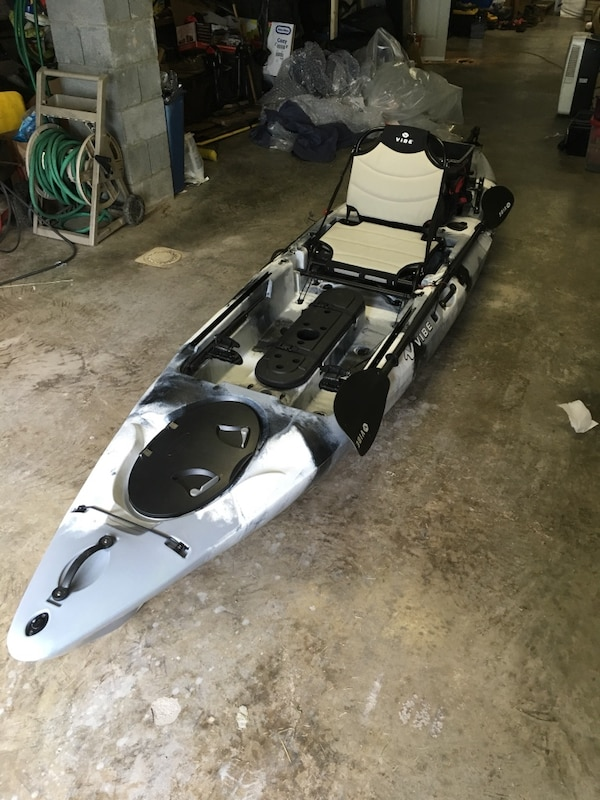 Used Vibe Kayak For Sale