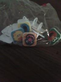 brand new sesame street cupcake rings  Norfolk, 23503