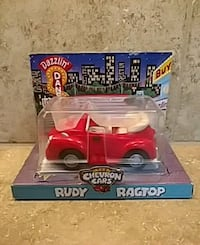 Rudy Ragtop Toy Car