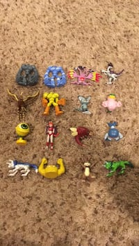 Monster Rancher Toy Collection