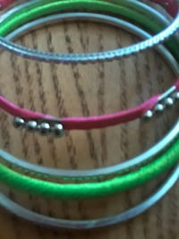 Brand new gourgeous multicolor, and silver bracele Baltimore, 21206