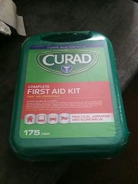 Emergency car first aid kit  Bristol, 24201