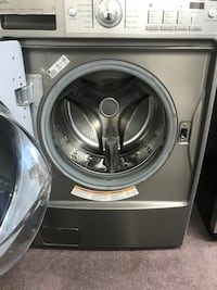 Kenmore front load stackable washer and Gas dryer . Come with 30 days warranty  Hyattsville, 20781