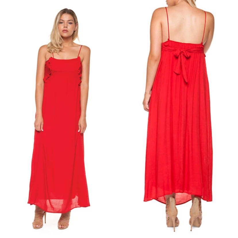 New DEX Maxi Dress- MEDIUM