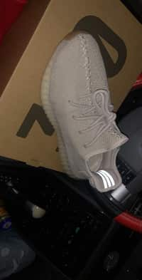 3d702c2da1539 Used ADIDAS YEEZY BOOST 350 (BUTTER) for sale in Randolph - letgo