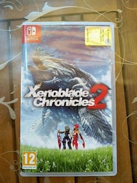 Xenoblade Chronicles 2 - Nintendo Switch Roma, 00169