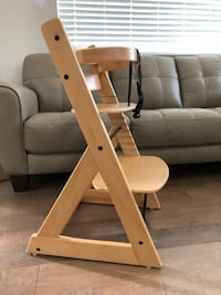 Adjustable high chair University Place