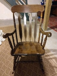 Solid Wood Rocking Chair Annandale, 22003