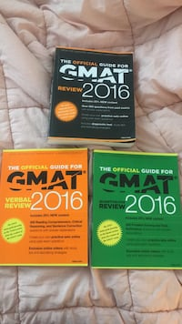 GMAT review books Los Angeles, 90066