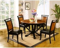 Dining table and 4 chairs Clarksburg, 20871