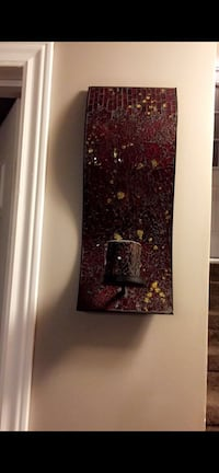 brown and black abstract painting Calgary, T1Y 1X7