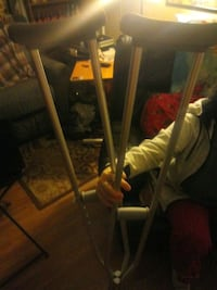 Pair of crutches *pickup only*