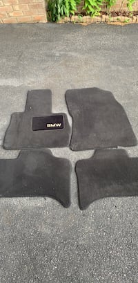 BMW - X5 - 2006 floor mats. This will fit 1999 to 2006 Fairfax, 22030