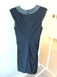 women's black sleeveless dress Toronto, M5E 1Z8