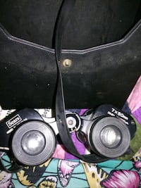Sears banoculars with case 514 mi