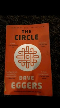 The Circle by Dave Eggers book Lake Forest, 92630