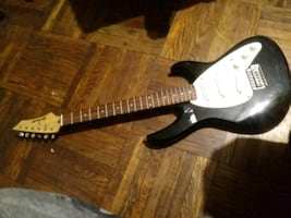 Brownsville guitar electric .