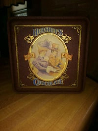Hersheys(1995) Collectable Tin Huntsville