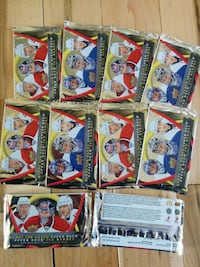 Sealed 2008 Uperdeck McDonald's Hockey cards. Clarence-Rockland, K0A 1E0