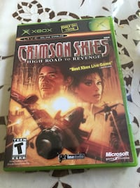 XBOX GAME CRIMSON SKIES Toronto, M1S 2B2