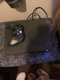 black Xbox One console with controller Long Beach, 90813